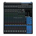 Table de mixage de production radio