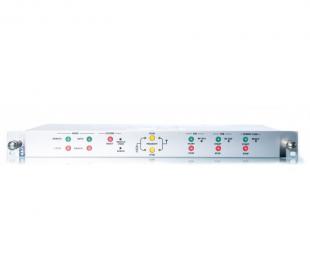 Transmitter switching n + 1