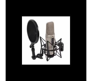 Microphone dynamique - electret