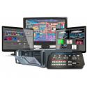 Live Station and Virtual Studio
