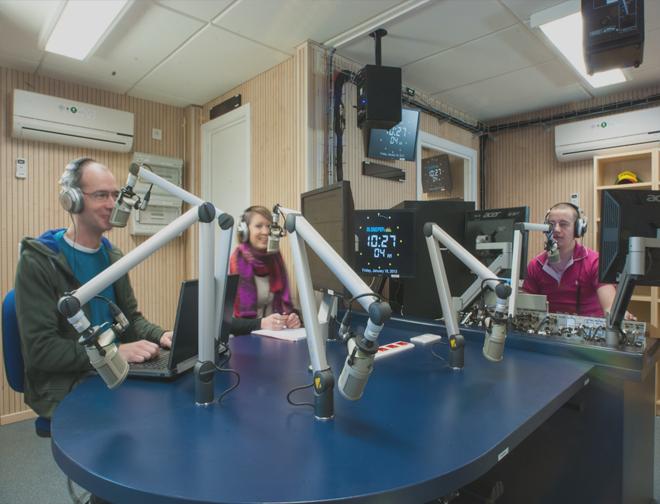 Matériel pour créer une chaîne de radio FM web radio